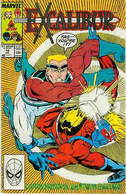 Excalibur # 10 (Marshall Rogers) (USA, 1989)