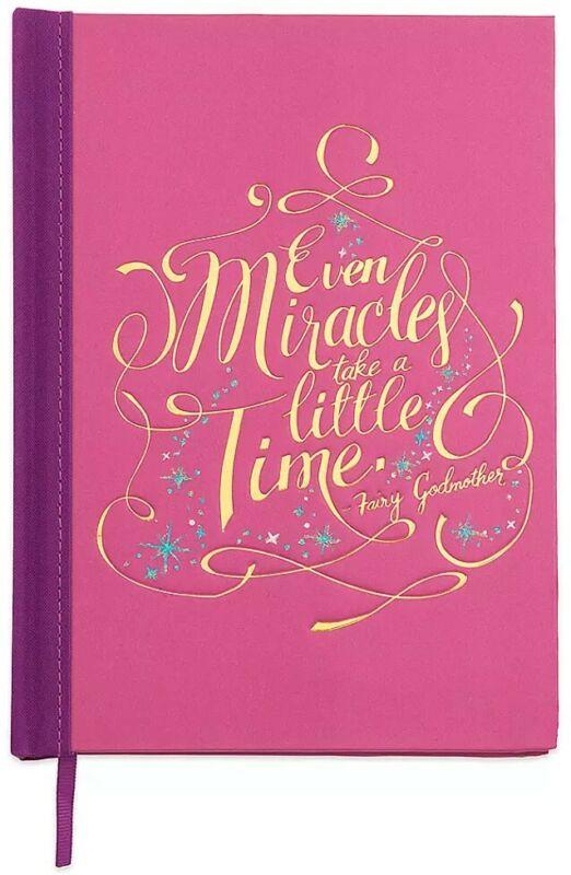 Disney Wisdom Cinderella Journal
