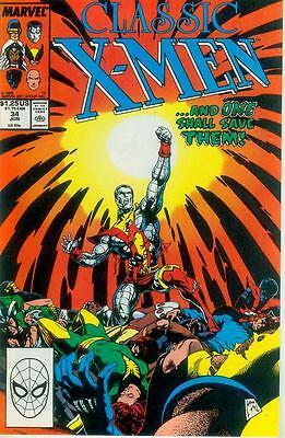 Classic X-Men # 34 (reprints X-Men 128) (USA, 1989)