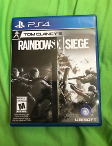 Tom Clancy Rainbow Six Siege PS4
