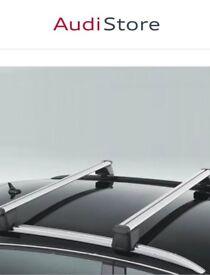 Audi Q5 Roof Bars & Roof Carrier Bag - NEW