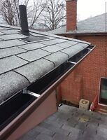 GUTTERS & EAVESTROUGHS SERVICES
