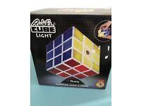 Novelty Rubix Cube and Tetris Lamps