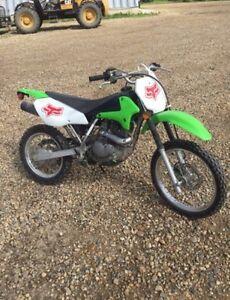 2006 Kawasaki klx 125