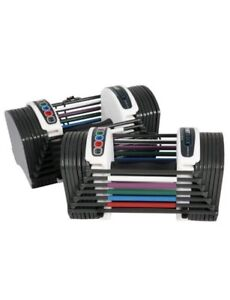 PowerBlock Sport 24 Pound Dumbbell Set