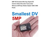 5MP , mini spy camera