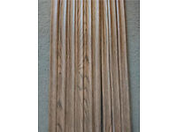 Laminate / flooring beading edge trim dark brown