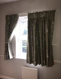 Bedroom Curtains + Accessories