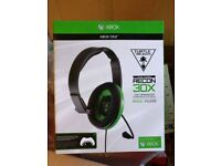 turtle beach recon 30x headset for xbox and pc