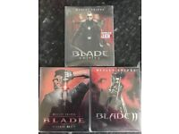 Blade Trilogy, Amazon Japan - Blu Ray Steelbook collection