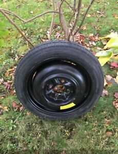 Emergency Spare Tire