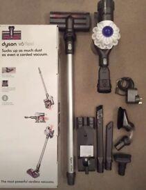 Dyson V6 Flexi Cordless Vacuum Cleaner