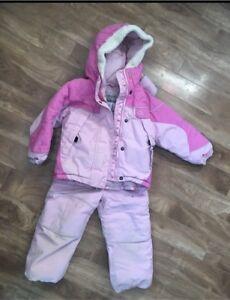 Sz 4 Columbia Vertex Snow Suit & Extra Jacket