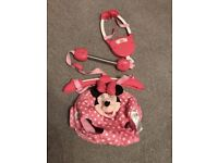 Fisher price Minnie Mouse door bounce