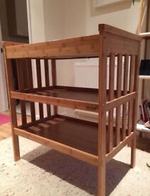 East coast bamboo changing table