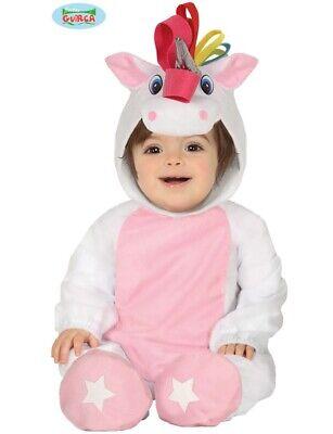 Baby & Kleinkinder Einhorn Kostüm Kostüm Kinder Tier Anzug Neu Fg ()