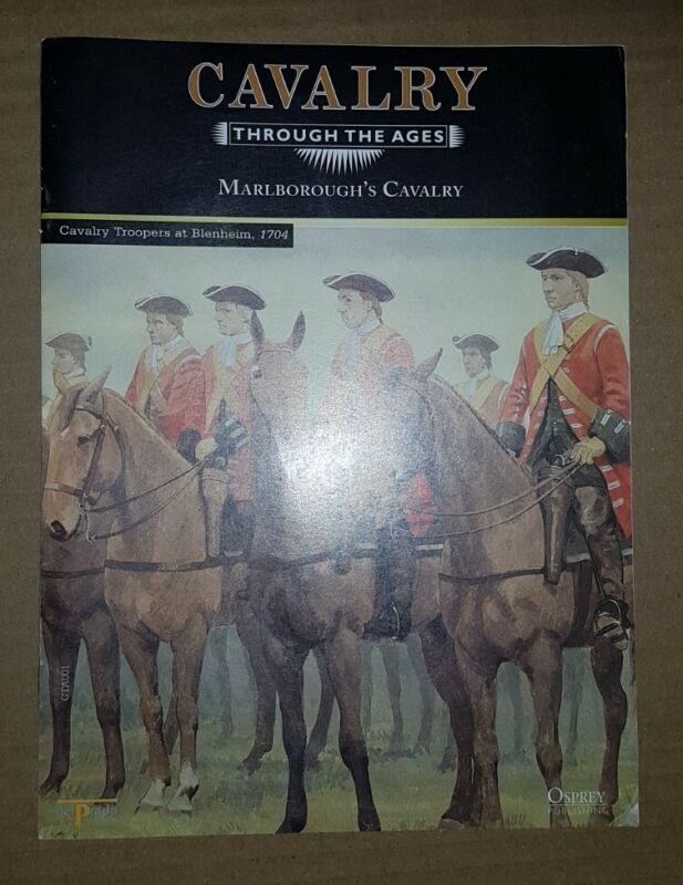 Cavalry+Through+The+Ages+-+Marlborough%27s+Cavalry+Booklet+FREEPOST+UK