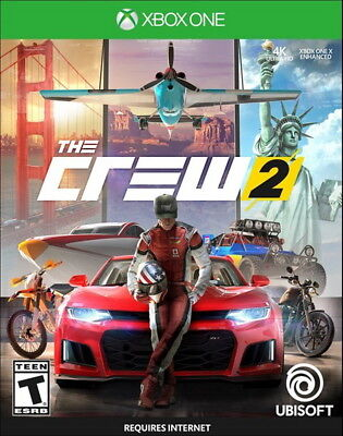 The Crew 2 Xbox One [Factory Refurbished]