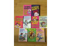 Horrid Henry and Beast Quest books and early readers