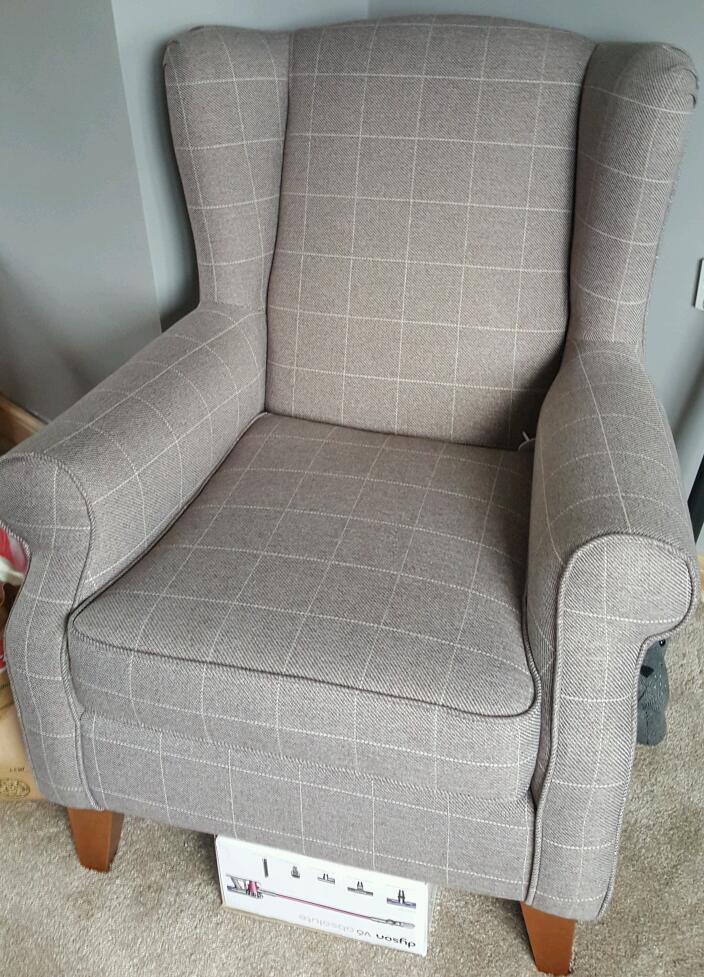 next sherlock armchair in crossgates west yorkshire