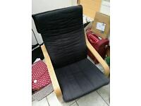 Ikea arm Chair two for sale