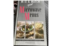 Mix And Match Your Microwave Menus