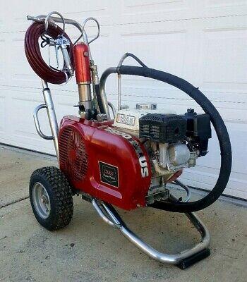 Titan Speeflo Powrtwin 8900 Plus Convertible Hydraulic Airless Paint Sprayergas
