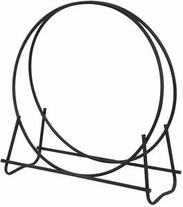 New, UniFlame 40 Hoop Style Firewood Holder MSRP DI20