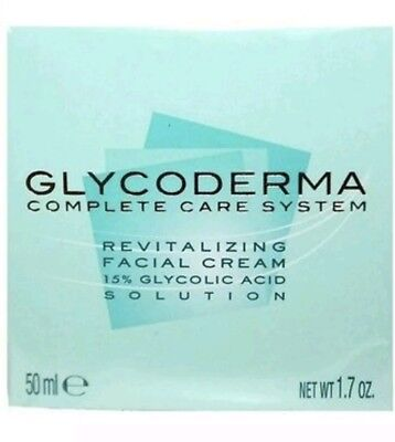 Glycoderma Complete Care System REVITALIZING FACIAL CREAM/1.7 fl - Complete Facial Care System