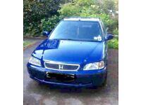 Honda Civic 1.6 Automatic Gear Box £390