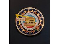 New In-N-Out Burger Rose Parade Collectible Pin 2020 Hard To Find