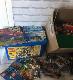 8kg Of Lego