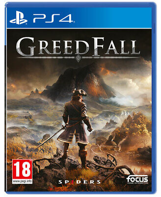 Greedfall (PS4)  BRAND NEW AND SEALED - IN STOCK - QUICK DISPATCH