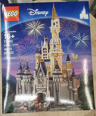 LEGO 71040 The Disney Castle 4080 pieces New Factory Sealed