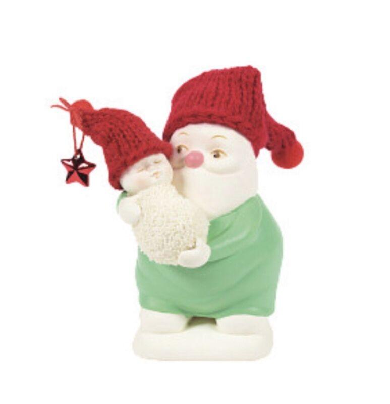 "Dept 56 Classic Snowbabies My Little Gnomi Christmas Figurine 3.7""H  NIB Enesco"