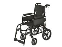 Brand New Wheelchair FREE DELIVERY Transit Carer Residential Hospital Recovery Physio Car Travel
