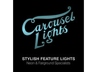 Graphic Designer for an Exciting Lighting Company