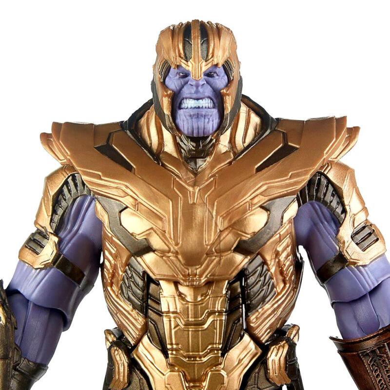 Marvel Legends Avengers Endgame Armored Thanos BAF  Nighthawk Loose NO BAF