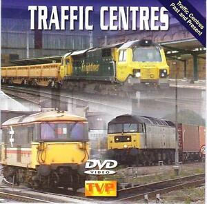 Traffic Centres Dvd: Carlisle Didcot Clapham Junction York Freight Passenger