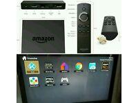 Amazon Fire Tv 2nd gen 4K