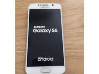 Samsung galaxy S6 32gb EE/virgin white nice condition