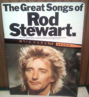 Rod Stewart - Spartiti Per Pianoforte - Sheet Music -  - ebay.it