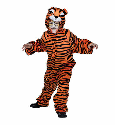 Mottoland Kinder Kostüm Tiger Amari Overall Fasching Karneval Kinderkostüm