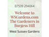 West Sussex Gardens. Com Gardeners in Burgess Hill