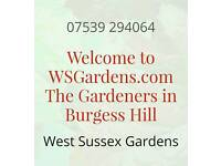 West Sussex Gardens. Com ( The Gardeners in Burgess Hill