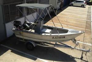 plate boat - work boat - fishing - center console - commuter