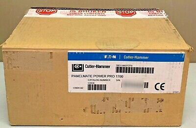 New Cutler Hammer 1775k-pmpp-1700 Panelmate Power Pro 92-01943-02 Interface
