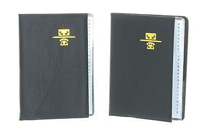 Lot Of 2 Mini Vinyl Address Books 4 X 3 Phone Book