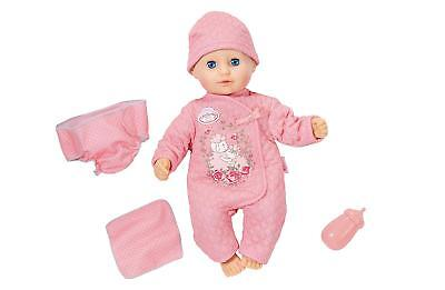 Zapf Creation Baby Annabell Baby Fun Girl Doll Playset & Accessories Age 2+, used for sale  Shipping to United States