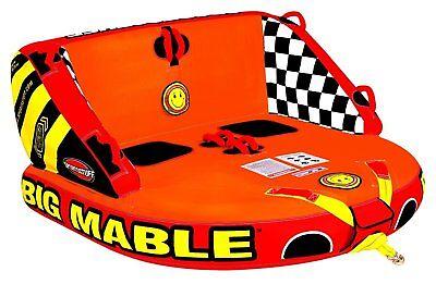 Sportsstuff Big Mable Towable Inflatable Boating Water Tube - 53-2213